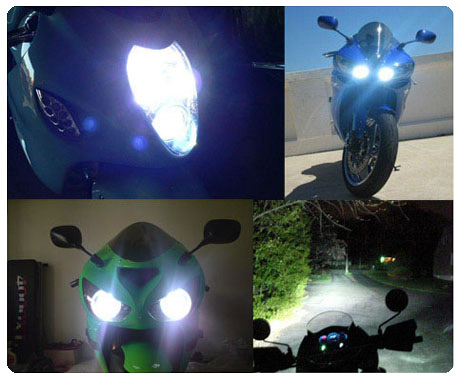 BikeVis Motorcycle HID / Xenon Conversion Kits