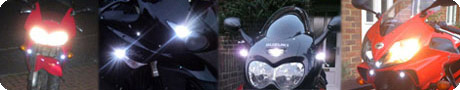 LED Running Lights for your Motorcycle