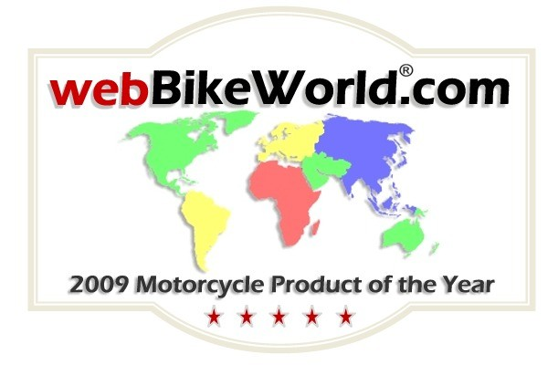 BikeVis Bullets - webBikeWorld Product of the year 2009