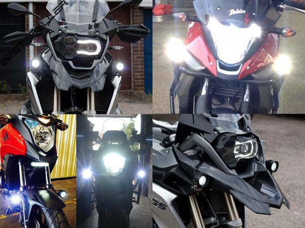 bikevis cree aux motorcycle lights 1