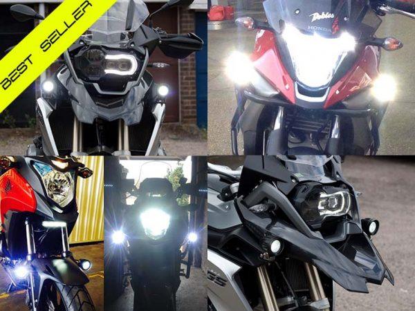 bikevis cree v3 motorcycle running lights 1 1
