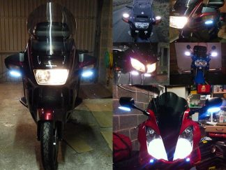BikeVis Motorcycle Mini Pod Running Lights