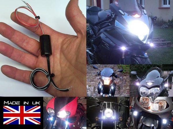 BikeVis Motorcycle PodMod Running Light Modulator