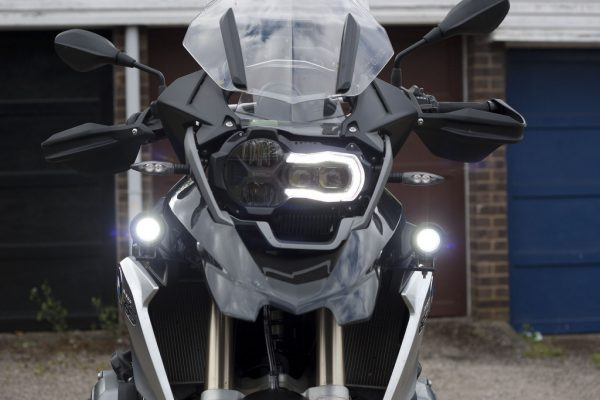 BikeVis Motorcycle Cree v3 LED Running Lights
