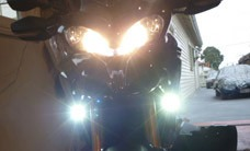 Motorcycle Running Lights