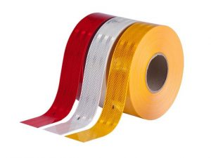 BikeVis Motorcycle 3M Diamond Grade Reflective Tape