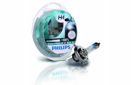 Philips X-Treme Vision Plus 100