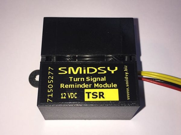SMiDSY Motorcycle Audible Turn Signal Reminder