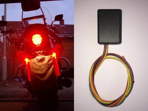 SMiDSY Motorcycle Brake Light Flasher
