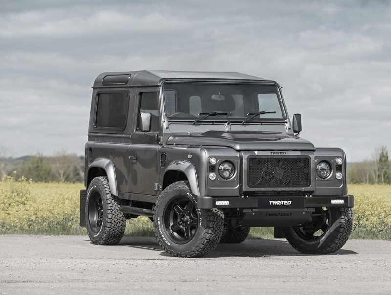 twisted automotive defender